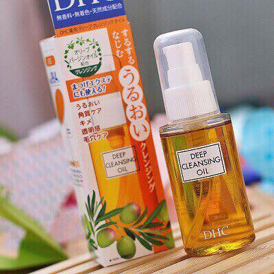 Dầu tẩy trang DHC cleansing oil - sale con 190k/ chai