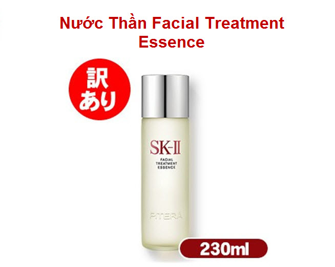Nước Thần Facial Treatment Essence 230ml