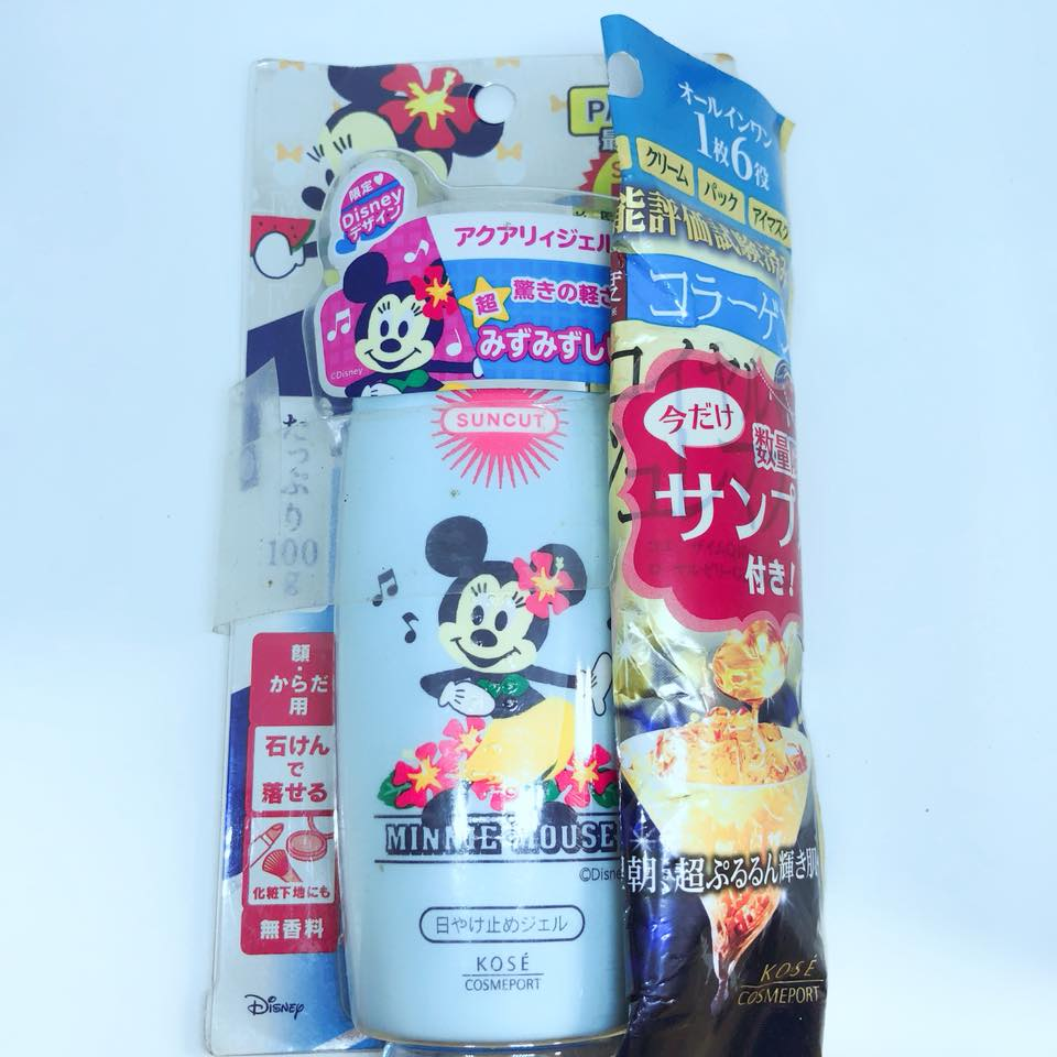 SỮA CHỐNG NẮNG KOSE MINNIE MOUSE SPF 50+++ sale 250k.h