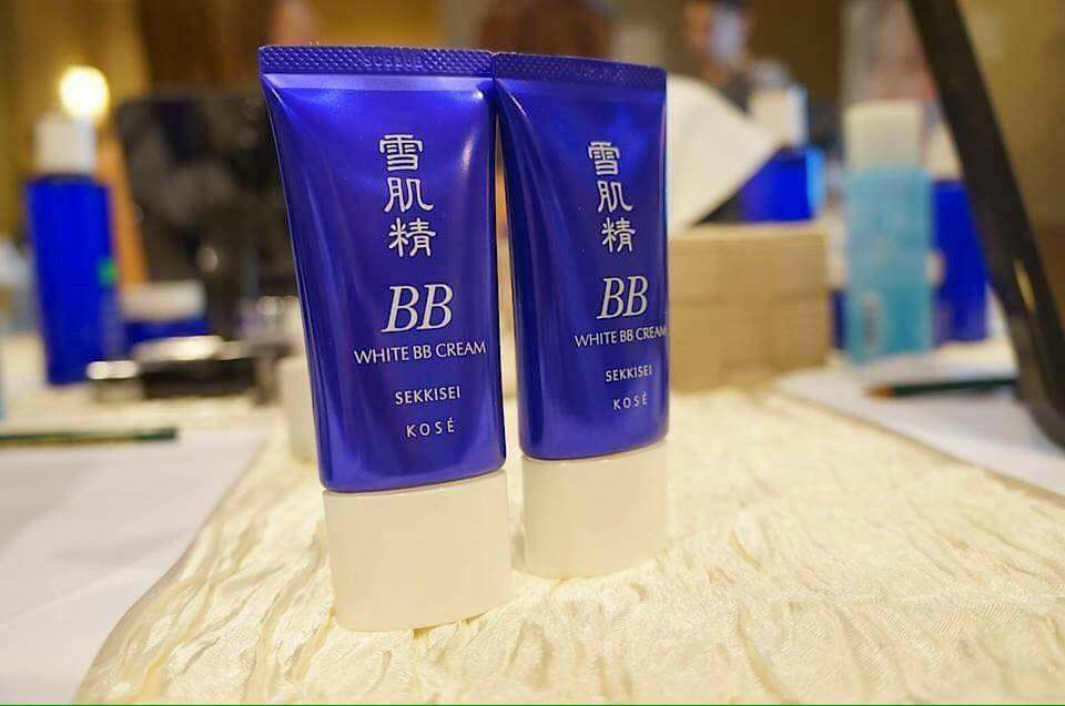 BB Kose Cream Sekkisei White BB Cream (30g)