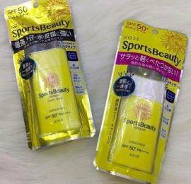 Sưa chống nắng KOSE SPORTS BEAUTY UV WEAR SUPER HARD