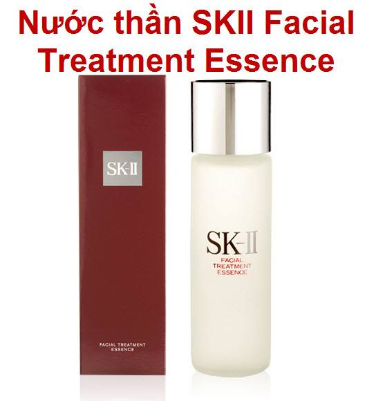 NƯỚC THẦN SKII FACIAL TREATMENT ESSENCE 215ML JAPAN